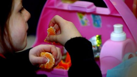 A new report has called for schools to ban packed lunches. Photo Credit: Chris Radburn/PA Wire