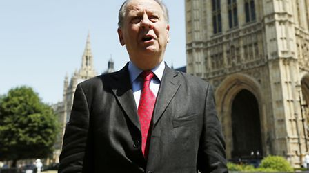 Independent Parliamentary Standards Authority (Ipsa) chairman Sir Ian Kennedy, speaks to the media o