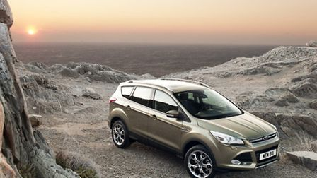 New Ford Kuga is one of the most stylish soft-roaders going and very car-like to drive.