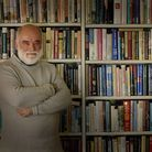 Photo of Ion Trewin, administrator of the Man Booker Prize and judge for the 2013 East Anglian Book