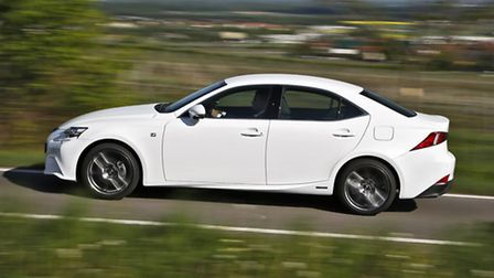 Third-generation IS saloon introduces hybrid power to the range for the first time.