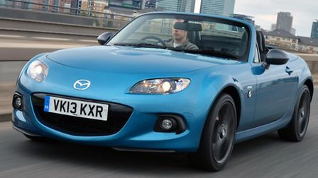 Mazda MX-5 is an iconic sports car.