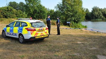 Following the discovery of a women's body in the lake at the UEA Detective Chief Inspector Dennis La