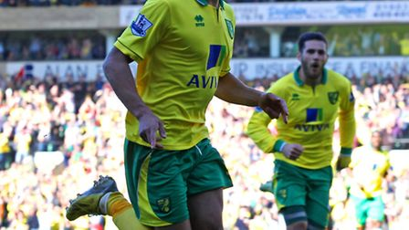 Elliott Bennett is only looking to the future after playing his part in securing Norwich's Premier L