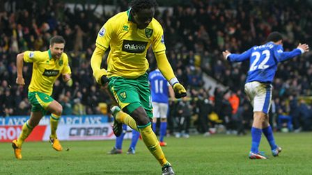 MLS star Kei Kamara was a hit for Norwich City last season. Now the Canaries are returning the favou