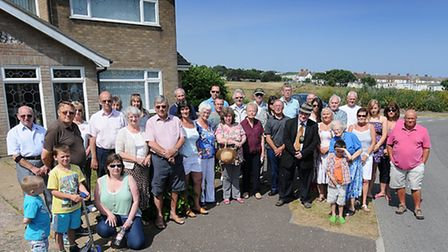 Residents of Clifton Park, Cromer, unhappy that a funfair could be set up in a field close to their