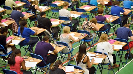 Educationalists have raised concerns about students sitting multiple exams in the same subject. Phot