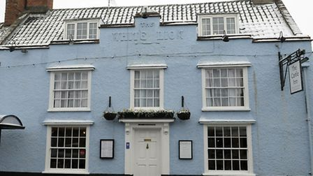 The Castle Inn, Bungay.; Photo: Andy Darnell