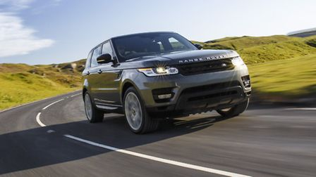 All-new Range Rover Sport is the fastest, most responsive and most agile Land Rover ever but is just