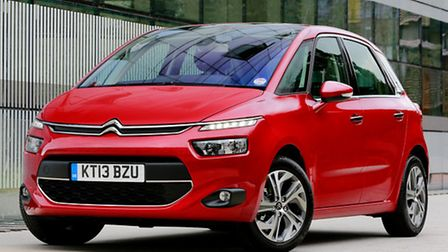 Citroen C4 Picasso is more compact on the outside yet offers class-leading cabin and boot space.