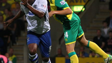 Norwich City defender Ryan Bennett is an injury doubt for Southampton's Premier League visit after h