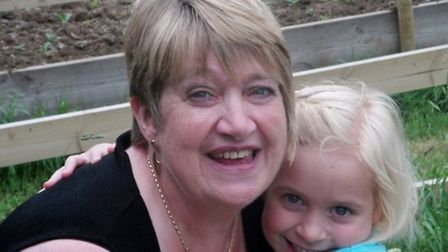 Angela Whittleton who died of cancer in December 2012. A gig will be held by her daughter-in-law Car