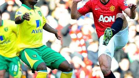 Norwich City team captain Sebastien Bassong does not expect to feature against Everton in the Premie