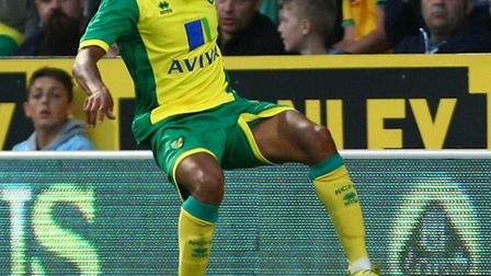 Norwich City left-back Martin Olsson made an instant impression on his Carrow Road home debut agains