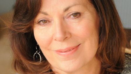 UEA's new chancellor, who replaces Brandon Gough who died last year, Rose Tremain.PHOTO BY SIMON FIN