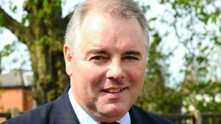 MP Richard Bacon defied the government and voted against the prime minister's motion on Syria