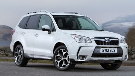 Fourth-generation Subaru Forester sport utility vehicle is set to be the Japanese marque's most popu