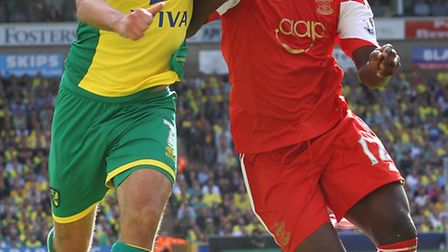 Norwich City midfielder Robert Snodgrass saw a late penalty appeal turned down in the Canaries' 1-0