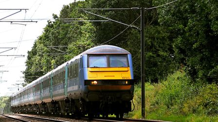Two trains between Norwich and Great Yarmouth have been cancelled.