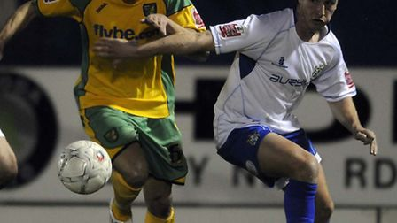 Kevin Blackwell's side will aim to emulate the Bury class of 2008 who knocked Norwich City out of th
