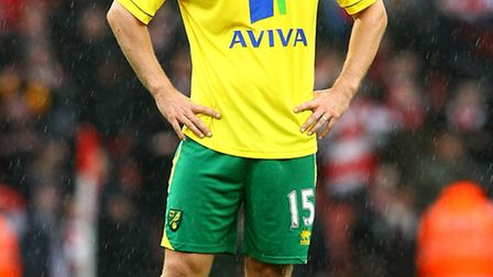 Norwich City midfielder David Fox is seeking a fresh start on loan at Barnsley. Picture by Paul Ches