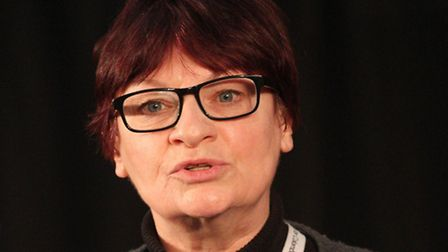 Christine Blower, general secretary of the NUT. Photo credit: Philip Toscano/PA Wire