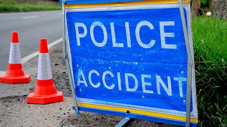 A girl is in a critical condition after she was hit by a van in Gorleston.