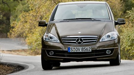 Mercedes-Benz A-Class is a solid and dependable performer with a practical and versatile cabin and b