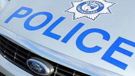 A child's Monsters Inc backpack was among the items taken in a burglary in Norwich.