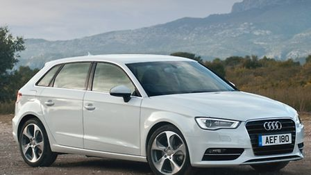 New Audi A3 Sportback fits loads of big-car class and quality into a compact package.