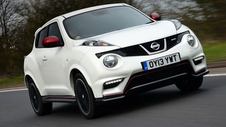Nissan Juke Nismo is the first model from the 'Nissan Motorsports' performance division.