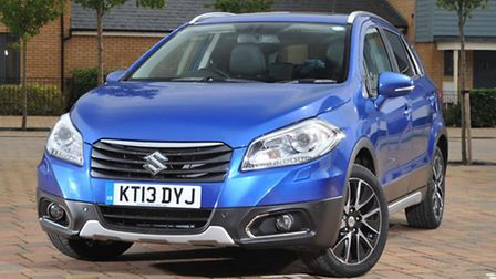 Suzuki SX4 S-Cross going after the key players in the increasingly popular compact crossover market.