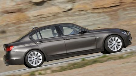 The BMW 3 Series is now available in the UK for the first time with all-wheel drive.