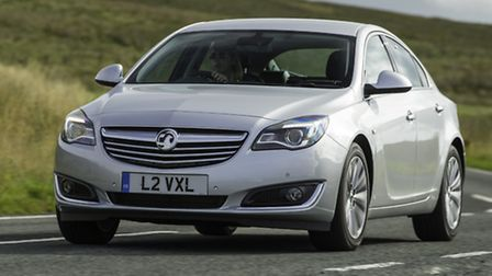 Changes to new Vauxhall Insignia are more than skin-deep with new engines, revised suspension, a mor