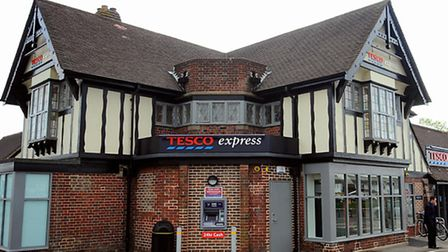 The former Firs pub, which is now a Tesco. Calls will be made tonight to make it tougher for pubs to