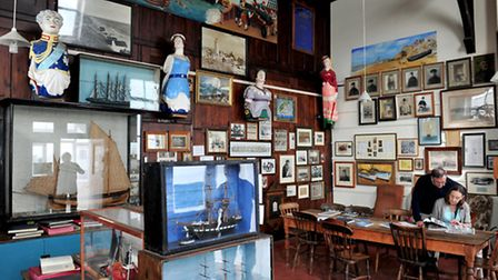 Southwold Sailors' reading rooms will soon be celebrating its 150th anniversary.