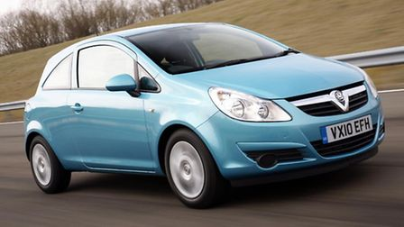 The Vauxhall Corsa is a jolly little thing and there are plenty of good used models to choose from.