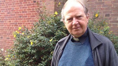Father Henry MacCarthy, Catholic priest for Gorleston has retired (October 2013)