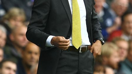Norwich City boss Chris Hughton insists there is no time to dwell on Premier League defeat at Totten