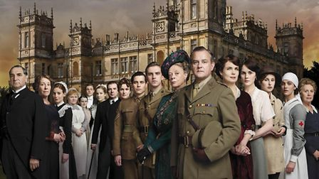 Downton Abbey this Sunday for a fourth series.