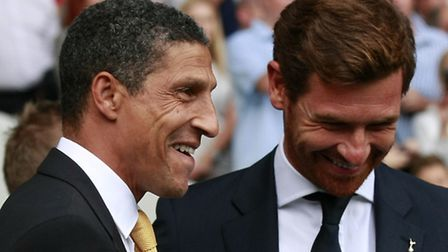 Norwich City boss Chris Hughton wants to savour his Tottenham return with a positive result. Picture