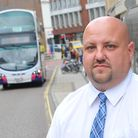 First Bus operation manager Chris Speed has praised his quick-thinking staff after a passenger was t