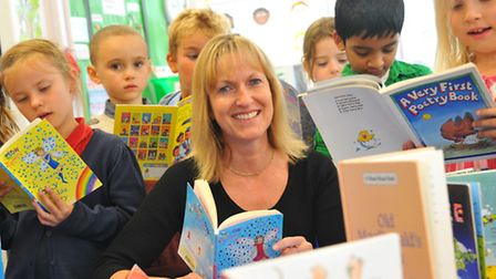 Under the leadership of head teacher Rachael Judd, Mousehold Infant School pupils are celebrating th
