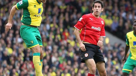 Norwich City club captain Russell Martin wants the Canaries to tighten up. Picture by Paul Chesterton/Focus Images Ltd