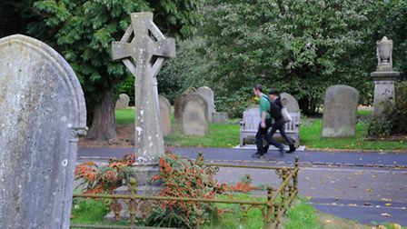 Earlham Cemetery. The city council has insisted they are not running out of burial space there. Photo: Steve Adams