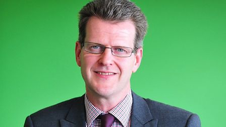 John Archibald, chief executive of the Victory Housing Trust.