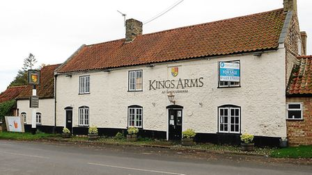 The King's Arms at Shouldham. Picture: Ian Burt
