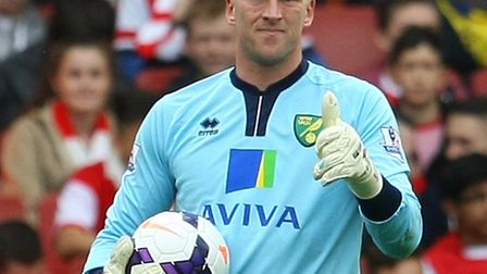 John Ruddy was our Norwich City Man of the Match at Arsenal, but who was yours?