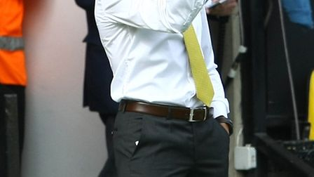 Chris Hughton is wary of Cardiff City's threat in Saturday's Carrow Road Premier League test. Picture by Paul...