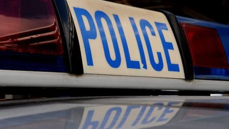 Police were called to Thetford Forest on Sunday